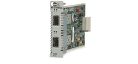 Allied Telesis AT-CV1KSS ConverteonTM Series Line Card convertitore multimediale di rete
