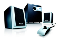 Philips Altoparlanti multimediali 2.1 SPA2310/00
