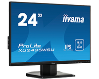 "iiyama ProLite XU2495WSU-B1 24.1"" Full HD IPS Nero Piatto monitor piatto per PC"