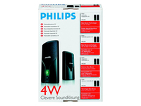 Philips Altoparlanti multimediali 2.0 SPA2200/00