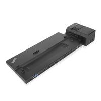 Lenovo 40AJ0135US notebook dock/port replicator Docking Black