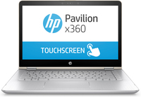 "HP Pavilion x360 14-ba103nw 1.6GHz i5-8250U 14"" 1920 x 1080Pixel Touch screen Oro, Argento Ibrido (2 in 1)"