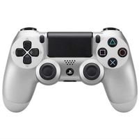 Sony Dualshock 4 Gamepad PlayStation 4 Argento