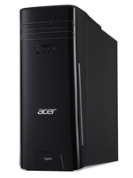 Acer Aspire TC-780 3.6GHz i7-7700 Torre Nero PC