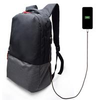 """Zaino per Notebook 17.3"""" con porta USB ricarica Smartphone"""