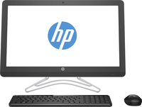 "HP 24 -e081na 2.4GHz A9-9400 23.8"" 1920 x 1080Pixel Grigio PC All-in-one"