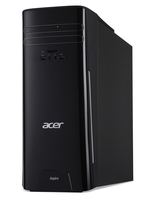 Acer Aspire TC-780 3GHz i5-7400 Torre Nero PC