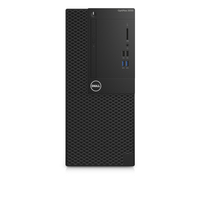 DELL OptiPlex 3050 3.2GHz i5-6500 Mini Tower Nero PC