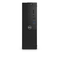 DELL OptiPlex 3050 3.6GHz i7-7700 SFF Nero PC
