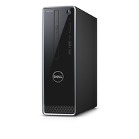 DELL Inspiron 3268 3.9GHz i3-7100 Desktop piccolo Nero PC