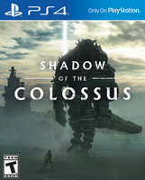 Sony Shadow of the Colossus, PS4 Basic PlayStation 4 Inglese videogioco