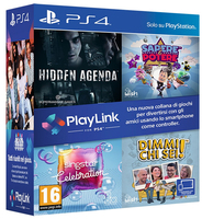 Sony PlayLink, PS4 PlayStation 4 Inglese videogioco