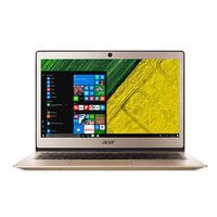 "Acer Swift 1 1.1GHz N3350 13.3"" 1920 x 1080Pixel Oro Computer portatile"