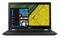 "Acer Spin 3 SP314-51-55XT 1.6GHz i5-8250U 14"" 1920 x 1080Pixel Touch screen Nero Computer portatile"