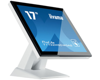 "iiyama ProLite T1732MSC-W5AG 17"" 1280 x 1024Pixel Multi-touch Bianco monitor touch screen"