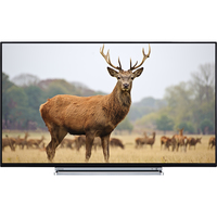 "Toshiba 43V6763DA 43"" 4K Ultra HD Smart TV Wi-Fi Nero LED TV"