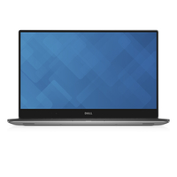 "DELL Precision 5520 2.9GHz i7-7820HQ 15.6"" 3840 x 2160Pixel Touch screen Nero, Argento Thin client portatile"