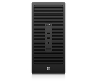 HP 285 G2 3.5GHz A6 PRO-7400B Microtorre Nero PC