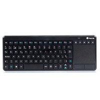 NGS TV Warrior RF Wireless QWERTY Nero
