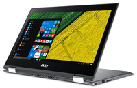"Acer Spin 5 Pro SP513-52NP-50XR 1.6GHz i5-8250U 13.3"" 1920 x 1080Pixel Touch screen Grigio Computer portatile"