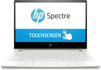 "HP Spectre 13 13-af002no 1.8GHz i7-8550U 13.3"" 3840 x 2160Pixel Touch screen Bianco Computer portatile"
