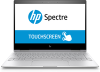 "HP Spectre x360 13-ae004ng 1.8GHz i7-8550U 13.3"" 1920 x 1080Pixel Touch screen Argento Ibrido (2 in 1)"