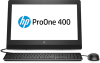 "HP ProOne 400 G3 20"" 1600 x 900Pixel Nero PC All-in-one"