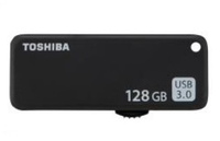 Toshiba THN-U365K1280E4 128GB USB 3.0 (3.1 Gen 1) Capacity Nero unità flash USB