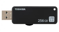 Toshiba THN-U365K2560E4 256GB USB 3.0 (3.1 Gen 1) Capacity Nero unità flash USB