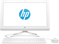"HP 22-b312ne 2.5GHz i5-7200U 21.5"" 1920 x 1080Pixel Bianco PC All-in-one"