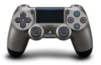 GAMEPAD PS4 SONY WIRELESS DUAL SHOCK V2 STEEL BLACK 9868262