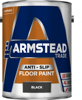 Armstead Trade Anti Slip Floor Paint Nero