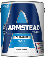 Armstead Trade Durable Matt Strong Base