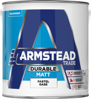 Armstead Trade Durable Matt Pastel Base 2.5L