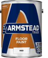 Armstead Trade Floor Paint Rosso