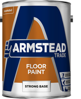 Armstead Trade Floor Paint Strong Base
