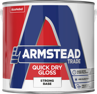 Armstead Trade Quick Dry Gloss Strong Base 2.5L
