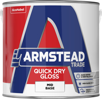 Armstead Trade Quick Dry Gloss Mid Base 2.5L