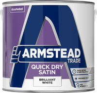 Armstead Trade Quick Dry Satin Bianco 2.5L