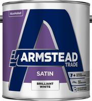 Armstead Trade Satin Brilliant White 2.5L