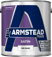 Armstead Trade Satin Mid Base 2.5L