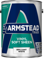 Armstead Trade Vinyl Soft Sheen Brilliant White
