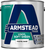 Armstead Trade Vinyl Soft Sheen Pastel Base 2.5L