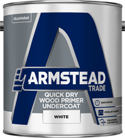 Armstead Trade Quick Dry Wood Primer Undercoat 2.5L