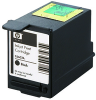 Fujitsu C6602A Black Ink Cartridge Nero cartuccia d