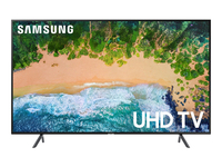 "Samsung UN75NU7100F 74.5"" 4K Ultra HD Smart TV Wi-Fi Nero LED TV"