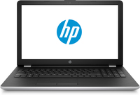 "HP 15-bw089ng 2.7GHz A12-9720P 15.6"" 1366 x 768Pixel Nero, Argento Computer portatile"