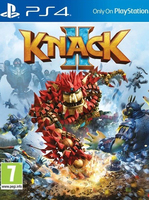 Sony Knack 2, PS4 Basic PlayStation 4 videogioco
