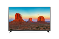 "TV LED 43"" LG 4K 43UK6300 SMART TV EUROPA BLACK"