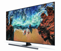 "Samsung 49NU8079 49"" 4K Ultra HD Smart TV Wi-Fi Nero, Argento LED TV"